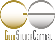 GoldSilver Central  logo