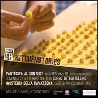 InstaTER #myER_KitchenStories: Corso di Tortellino
