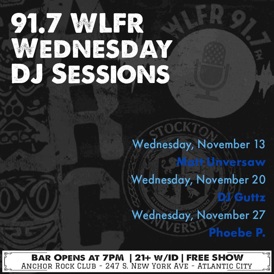 91.7 WLFR Wednesday DJ Sessions