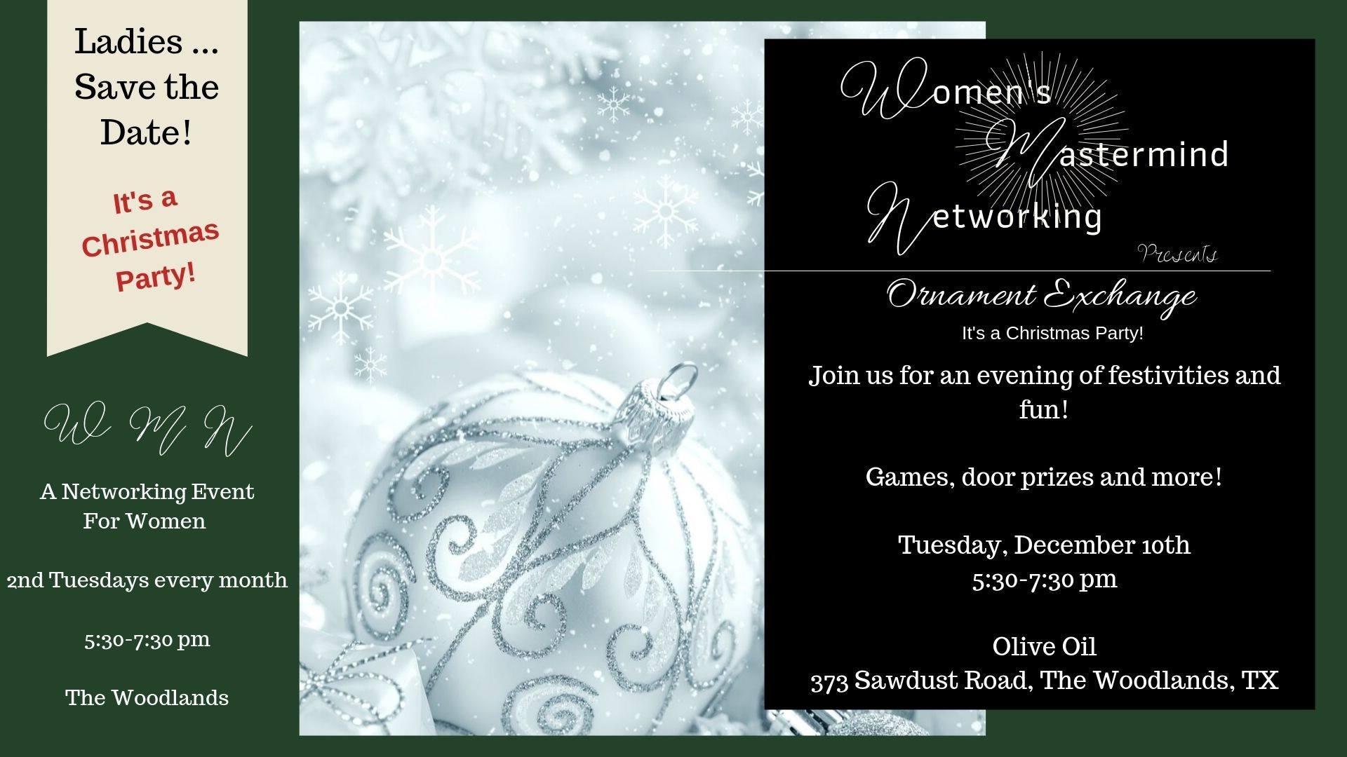 Women's Networking Monthly Meeting