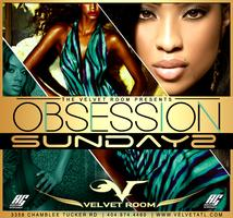 AG Entertainment Presents :: Obsession Sundays :: @ Velvet...