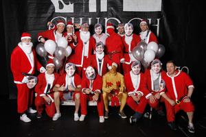 The Church Christmas Party - Sunday 21st December 2014