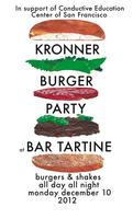 Kronner Burger Party
