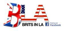 BRITS IN LA logo