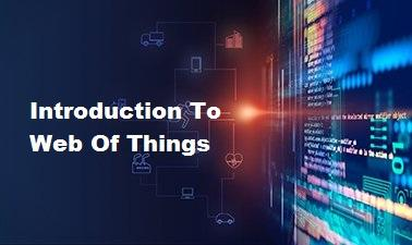 Introduction To Web Of Things 1 Day Virtual Live Training in Halifax