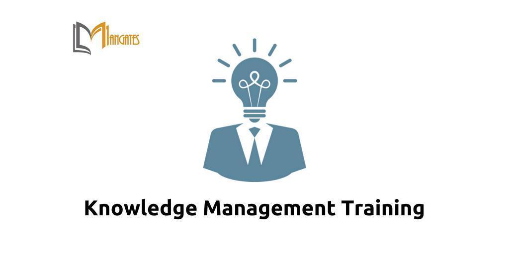 Knowledge Management 1 Day Virtual Live Training in Halifax