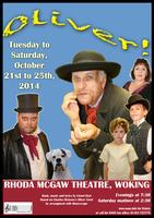 WAOS presents Oliver!- Wednesday (SOLD OUT ONLINE -...