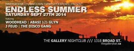 ENDLESS SUMMER at The Gallery