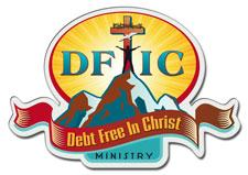 Debt Free In Christ logo