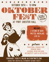 Oktoberfest at Port Chester Hall