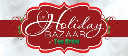 Glam Galore Holiday Bazaar & Toy Drive