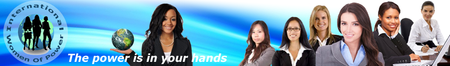 INTERNATIONAL WOMEN OF POWER BUSINESS SHOW 2015