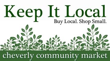 Cheverly Community Market Gift Certificates