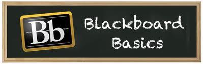 Track 1 - Blackboard Basics