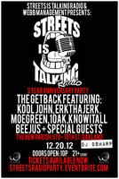 Streets is Talking Radio 5th Anniversary Party