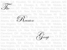 The Reunion Group logo