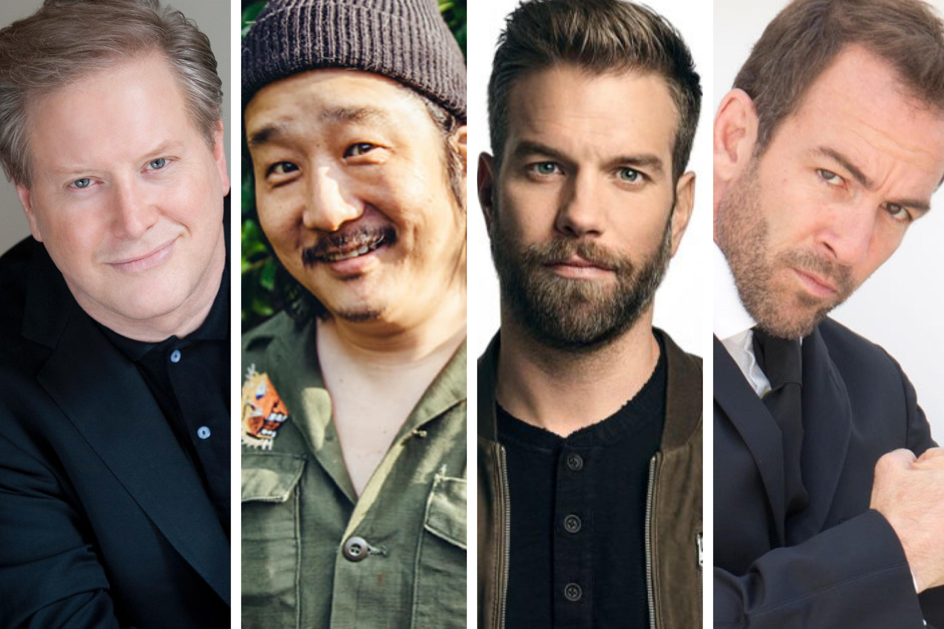 Anthony Jeselnik, Bryan Callen, Bobby Lee, Darrell Hammond, Monarch