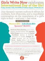 Girls Write Now Celebrates International Day of the Gir...