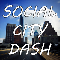 Social City Dash - San Antonio