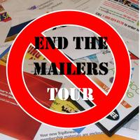 """""""End the Mailers"""" Tour: Meet 3-5 Clients NEXT WEEK!"""
