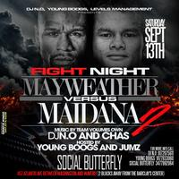 """Fight Night """"Mayweather vs Maidana"""""""