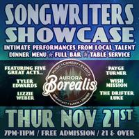 Songwriters Showcase: Intimate performances from local...
