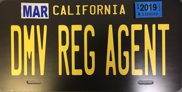 Registration Agent Services Burbank