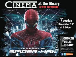 Monthly Movie Screening - The Amazing Spider-man
