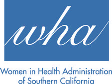 Women in Health Administration of Southern California logo