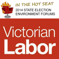 2014 state election environment forum - ALP