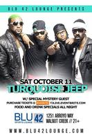 Turquoise Jeep Sat Oct 11th @ Blu 42 in Walnut Creek