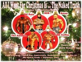 All I Want for Christmas- The Naked Truth
