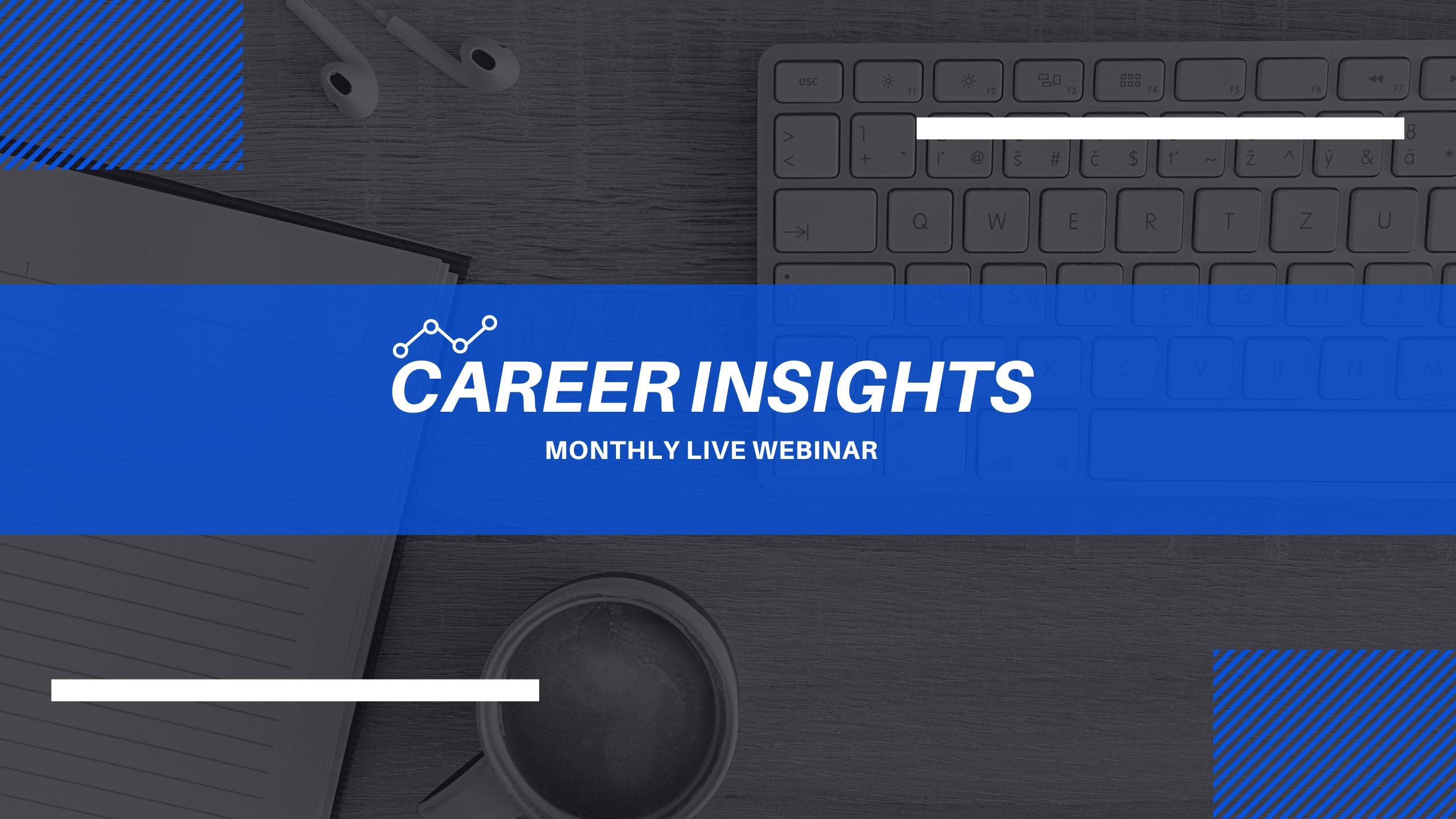 Career Insights: Monthly Digital Workshop - Geelong