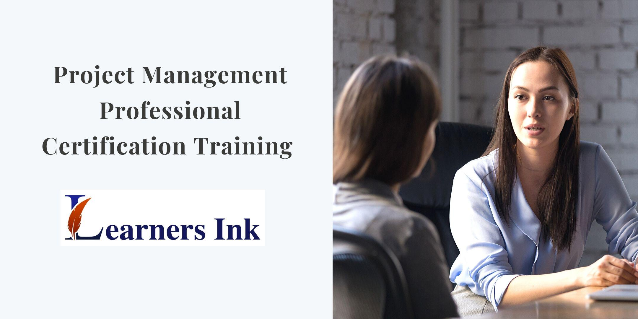 Project Management Professional Certification Training (PMP® Bootcamp) in Greensboro