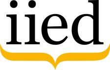 The International Institute for Environment and Development (IIED) logo