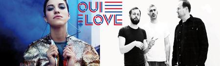 Oui Love Tour: ANDREA BALENCY, NLF3, MayHeGo