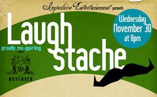 Laughstache - A Comedic Mo-Party