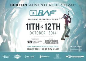 Buxton Adventure Festival 2014 Tickets