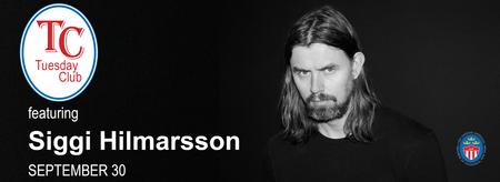 Tuesday Club feat. Siggi Hilmarsson, Founder & CEO,...