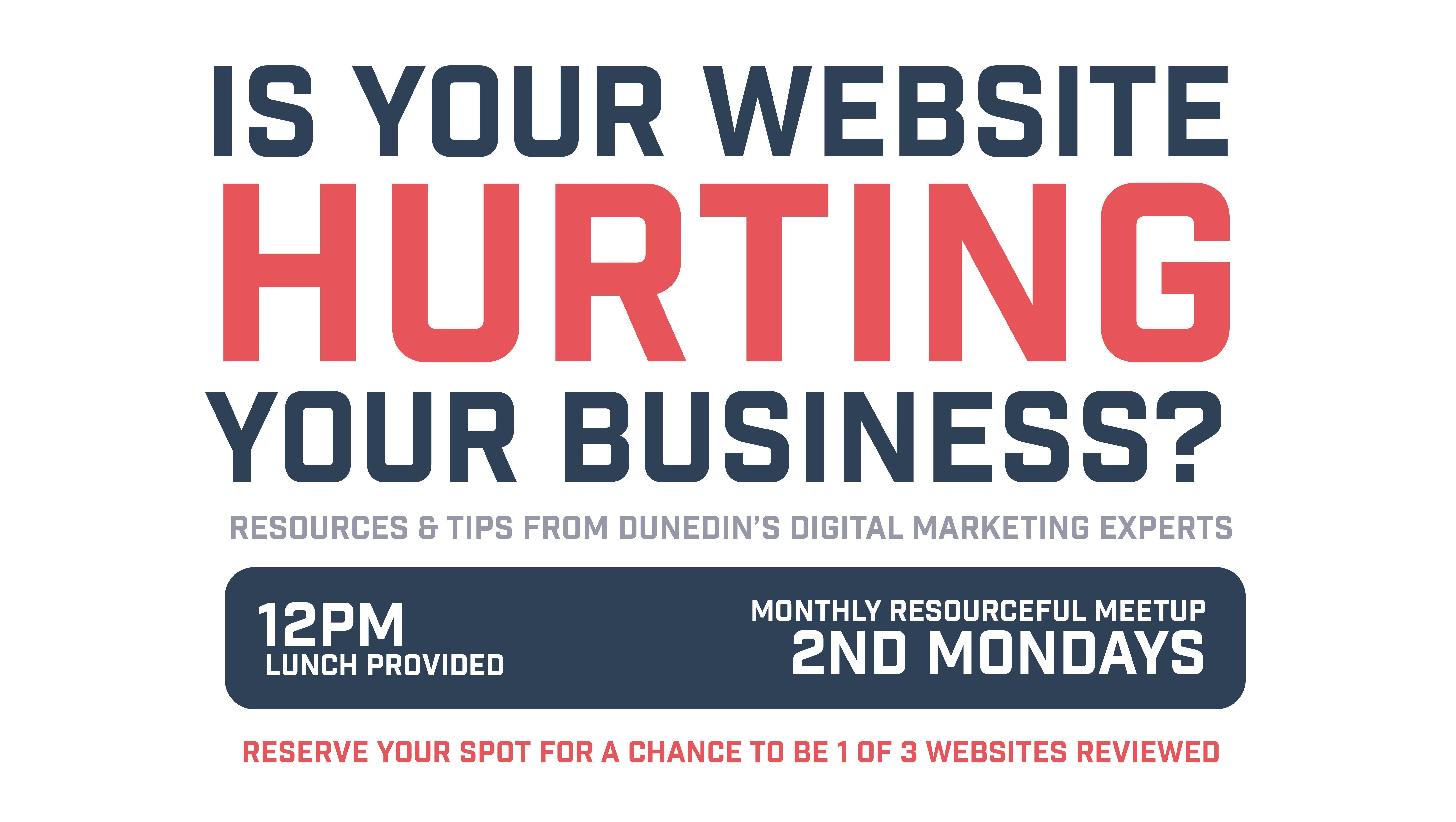 Is your Website Helping or Hurting your Business?