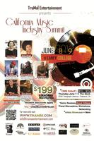 CALIFORNIA MUSIC INDUSTRY SUMMIT 2012!
