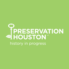 Preservation Houston logo