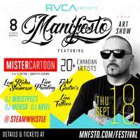 8th Annual Manifesto Art Exhibition