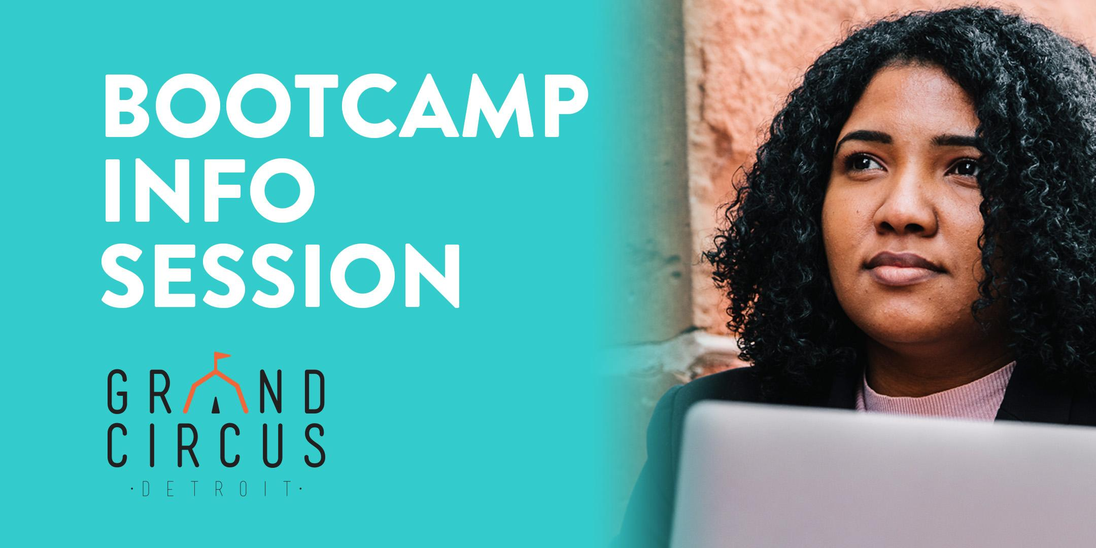 Grand Circus Bootcamp Info Session