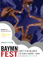 BAYMN FEST 2014: WORKSHOP: Intro to Motion Graphics by...