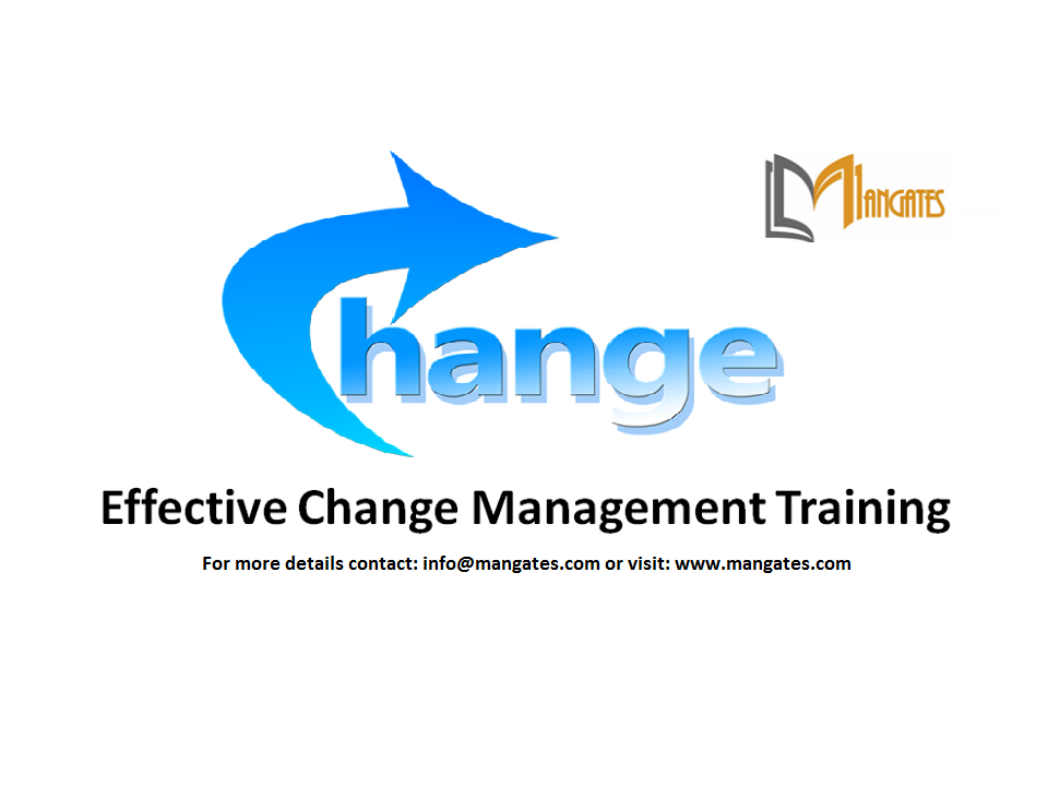 Effective Change Management 1 Day Virtual Live Training in Halifax