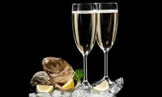 Oysters & Prosecco