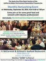 SARBS Monthly Networking Event - September 2014