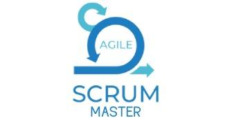 Agile Scrum Master 2 Days Virtual Live Training in Brampton