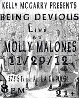 KELLY MCGARRY PRESENTS BEING DEVIOUS!